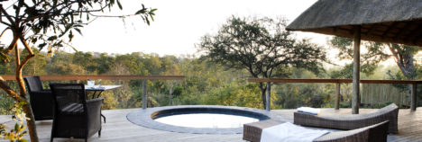 Sprawling African accommodations