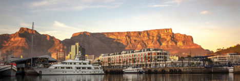 The Cape's most graceful setting