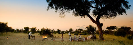 African exploration in true comfort and style