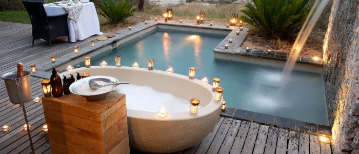 Londolozi Granite Suites Batch Candles