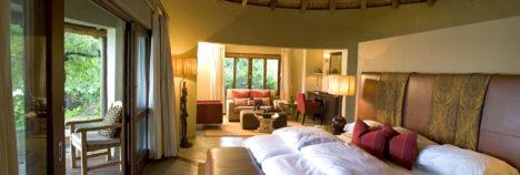 Dulini River Lodge's Lavish chalets