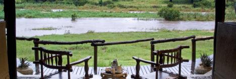 Dulini River Lodge's breath taking vistas