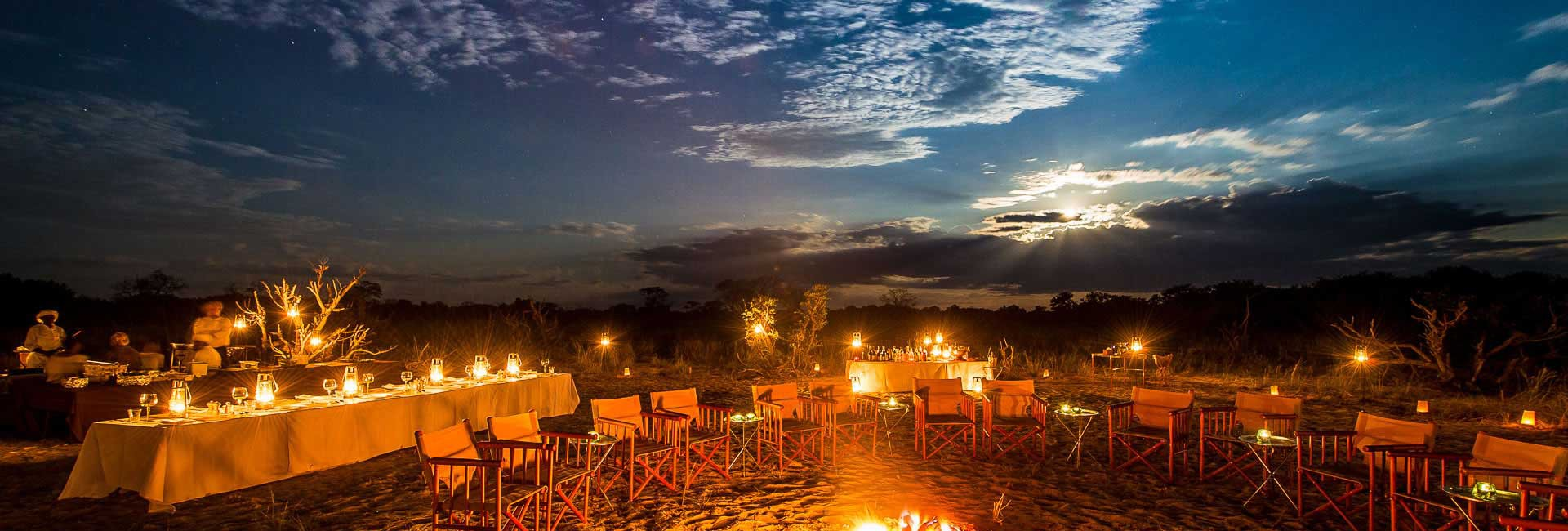 Entrancing African evenings