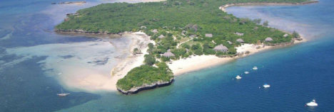 Indian Ocean island seclusion