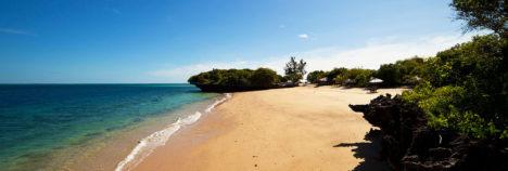 Azura's tranquil white sand beaches
