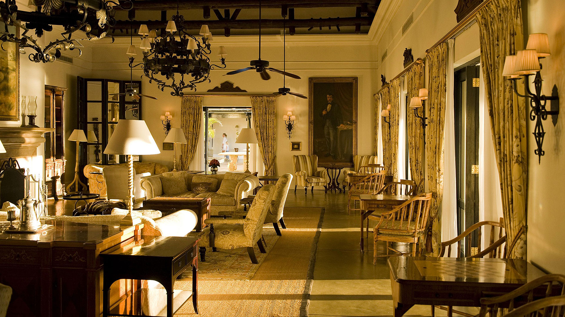 Royal Livingstone Hotel Victoria Falls Iconic Africa