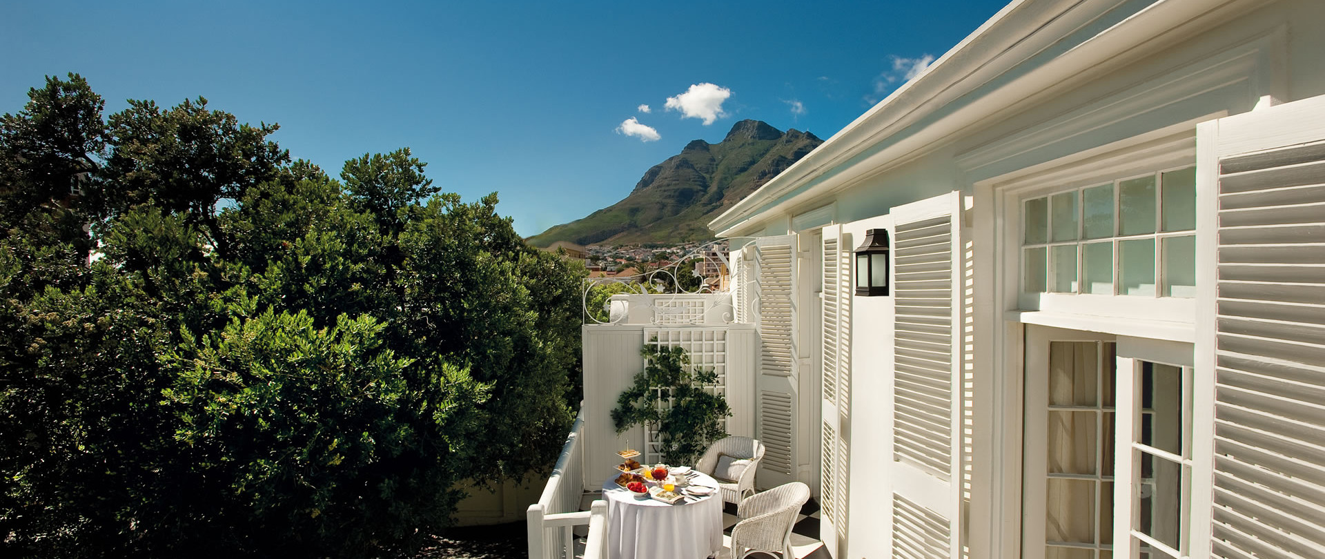 Bespoke Cape Town luxury and relaxation