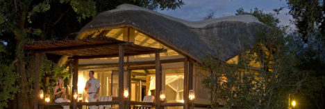 Relax in devoted African tranquillity