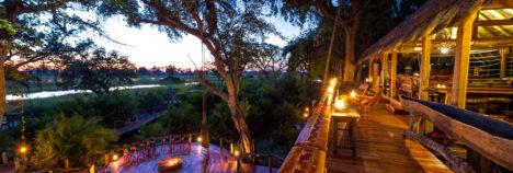 Impeccable Okavango settings