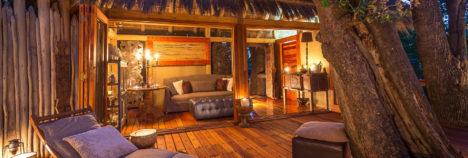 Exemplary luxury in true African wilderness