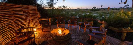 Fireside African bonding