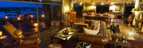 Exclusive eco-friendly African luxury