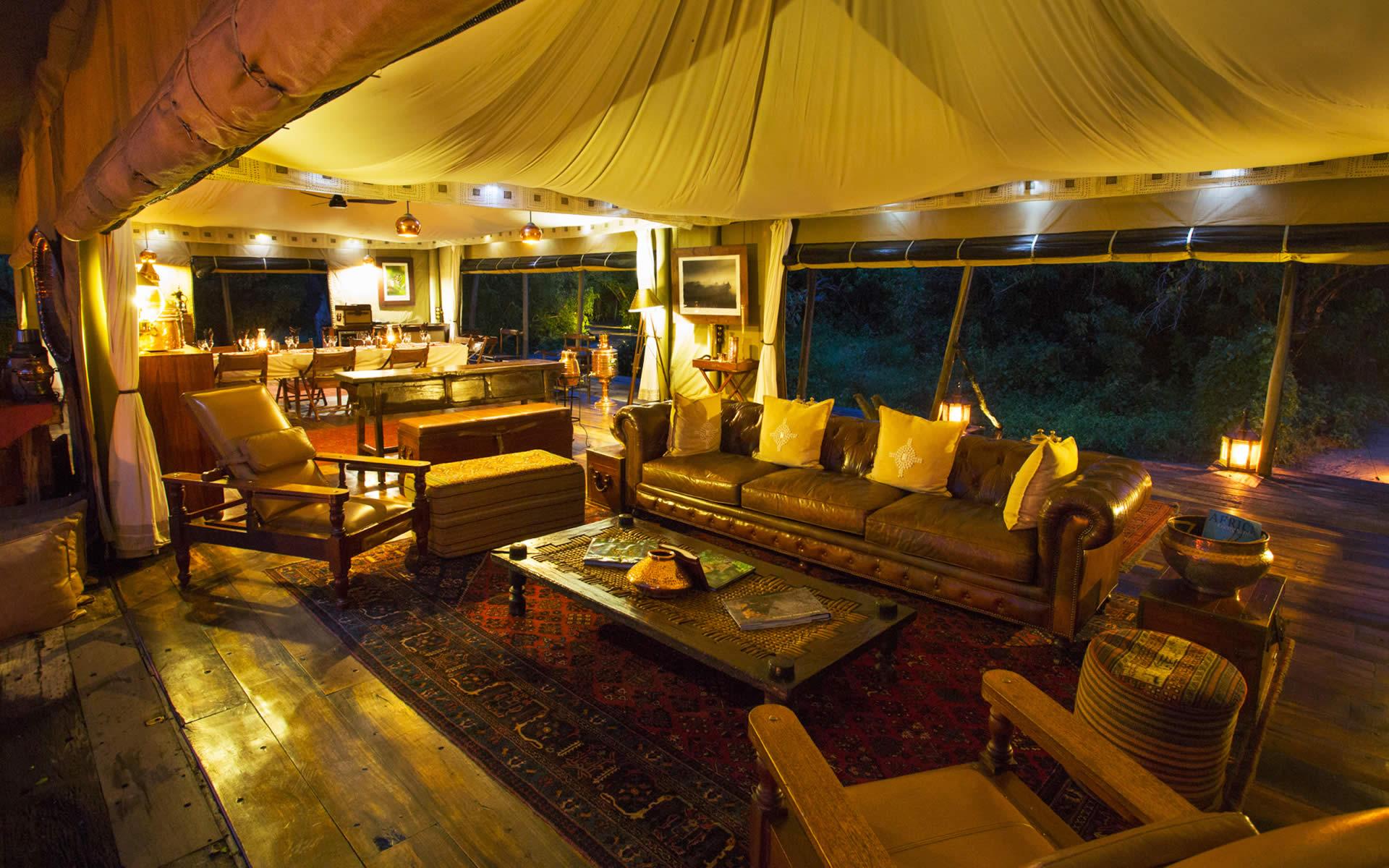 Zarafa Camp Iconic Africa Botswana