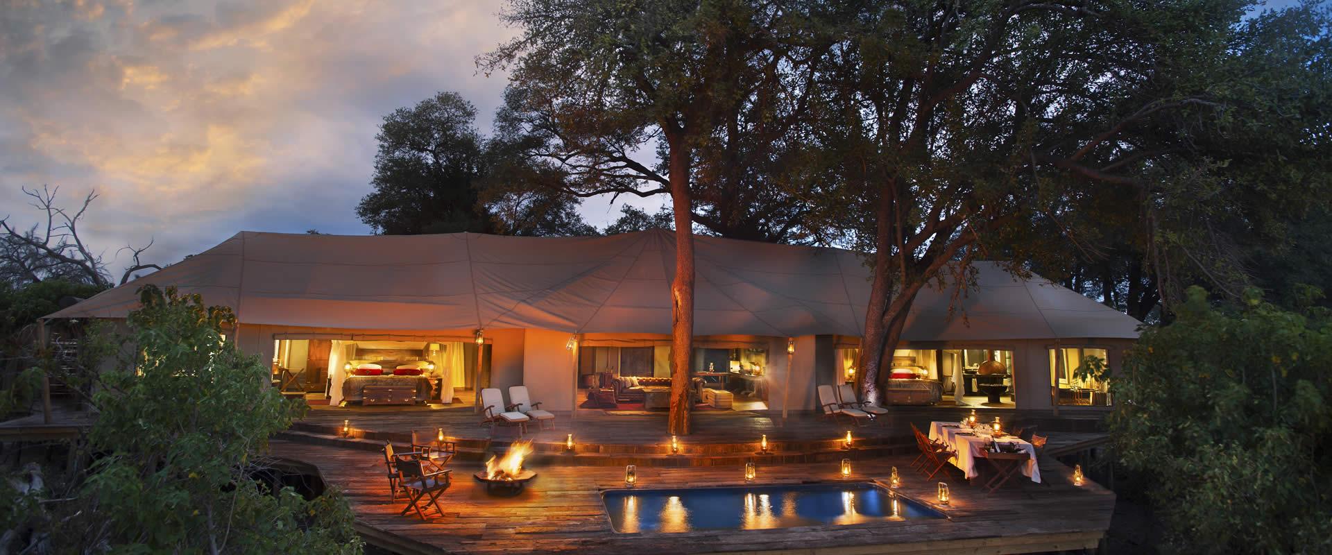 Zarafa Dhow Suites Villa