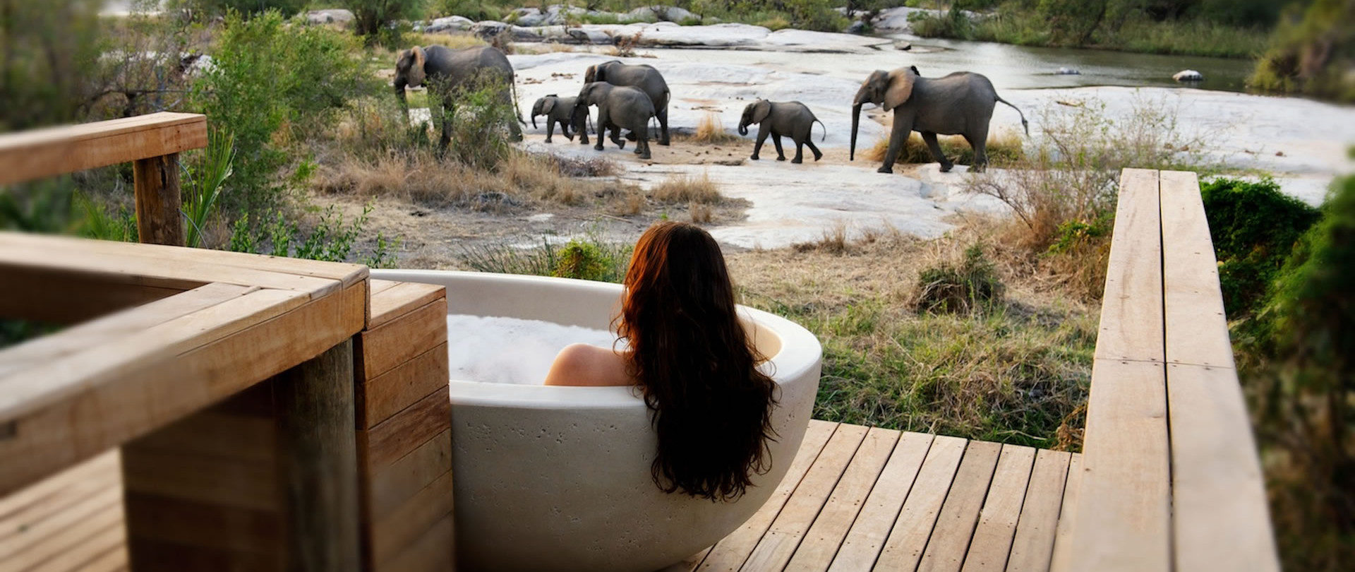 Our Africa is immense, enormous, dramatic and in full colour