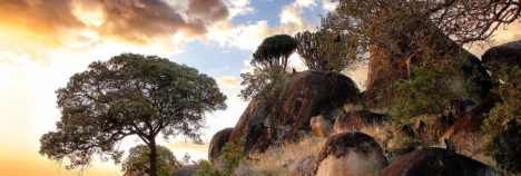 Africa's everchanging breathtaking backdrops