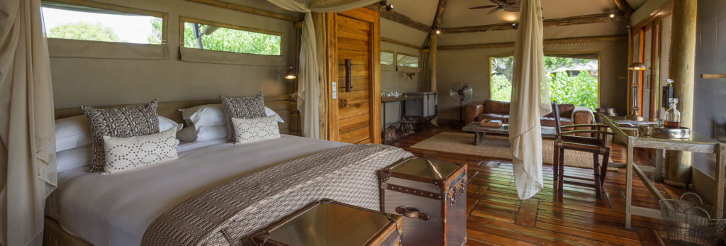 The pinnacle of luxury in the heart of the bush