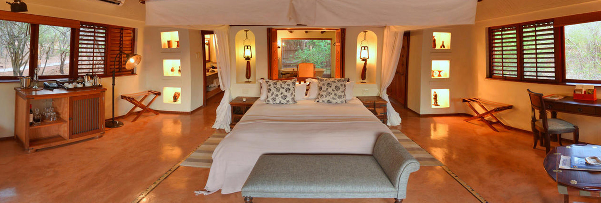 Enjoy colonial serenity at it's best
