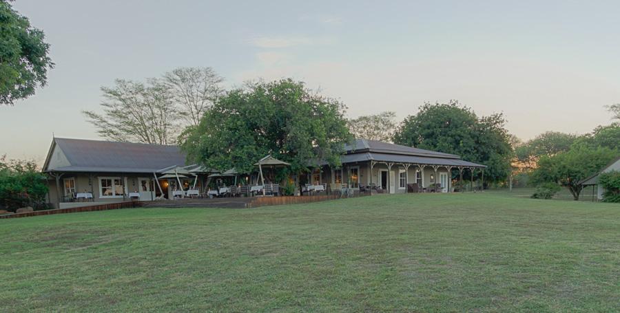 Kirkmans Camp Main Lodge