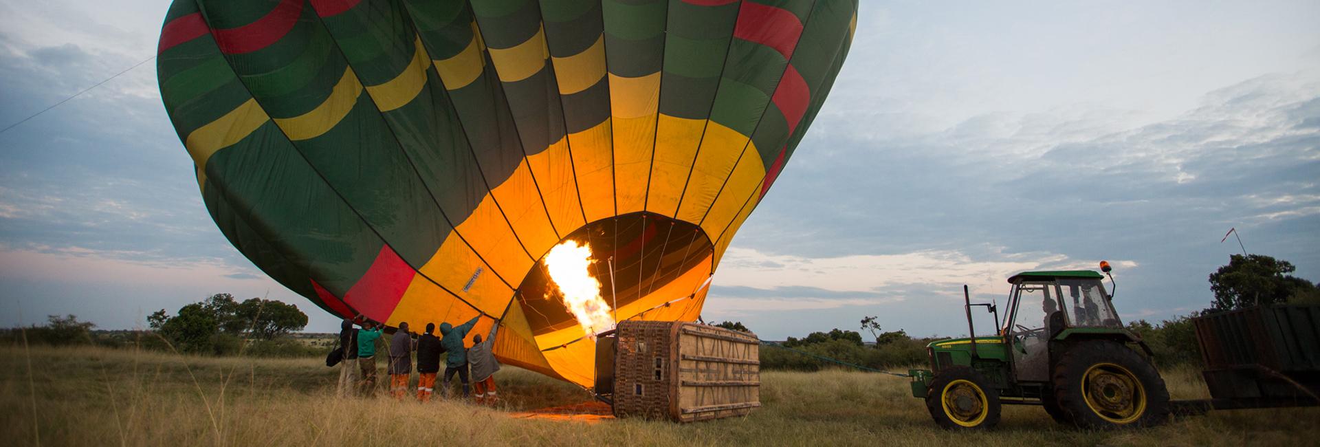 Balloon Safaris Launch Iconic Africa Tanzania