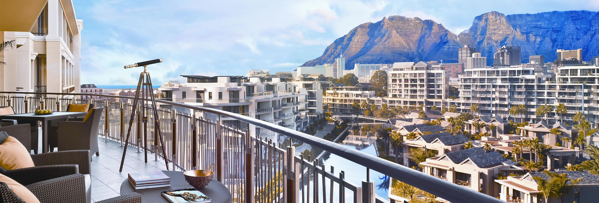 One & Only Iconic Cape Town Hotel