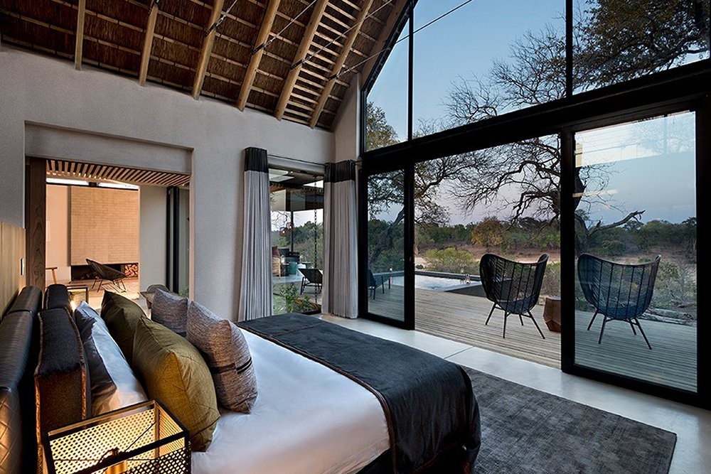 Game Reserve Vs National Park Luxury Rooms