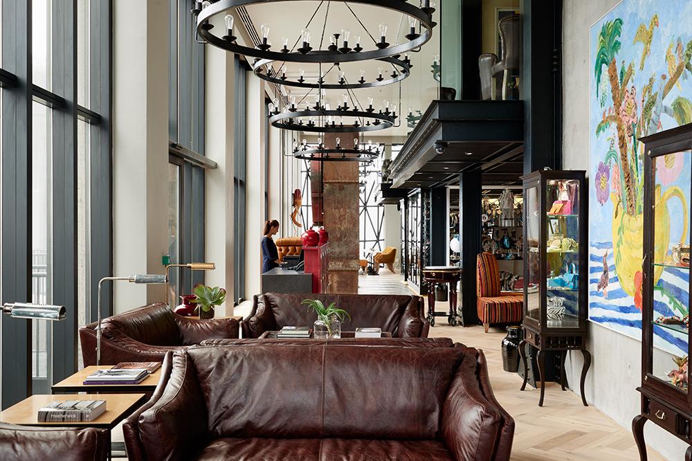 The Silo Cape Town Hotel Granary Cafe