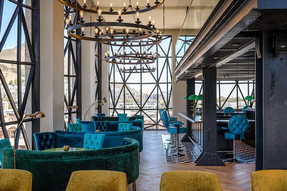 The Silo Cape Town Hotel The Willaston Bar Restaurant