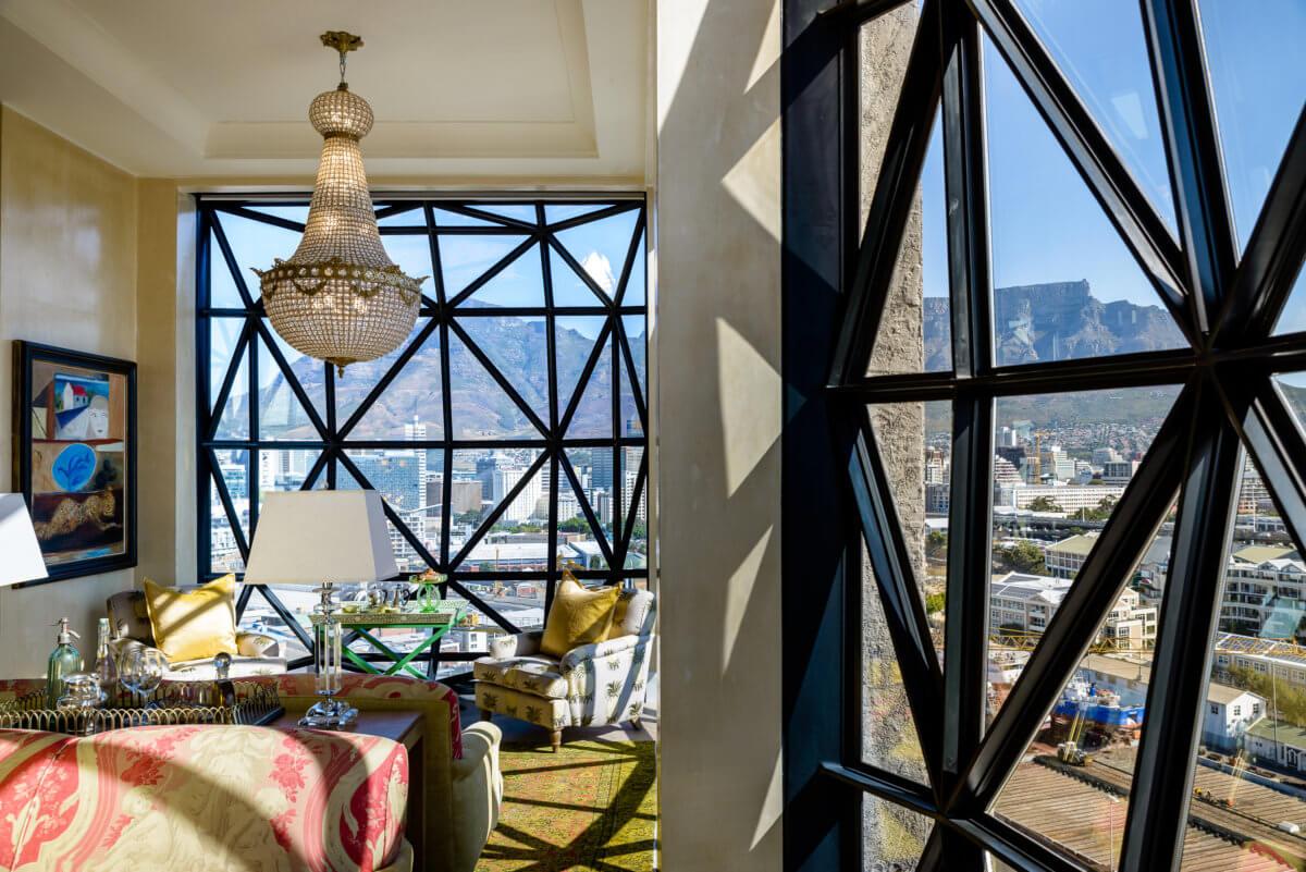 the Silo Iconic Cape Town Hotel