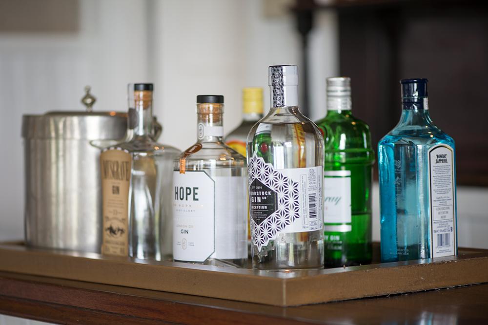 Kirkmans Camp Gin Bar