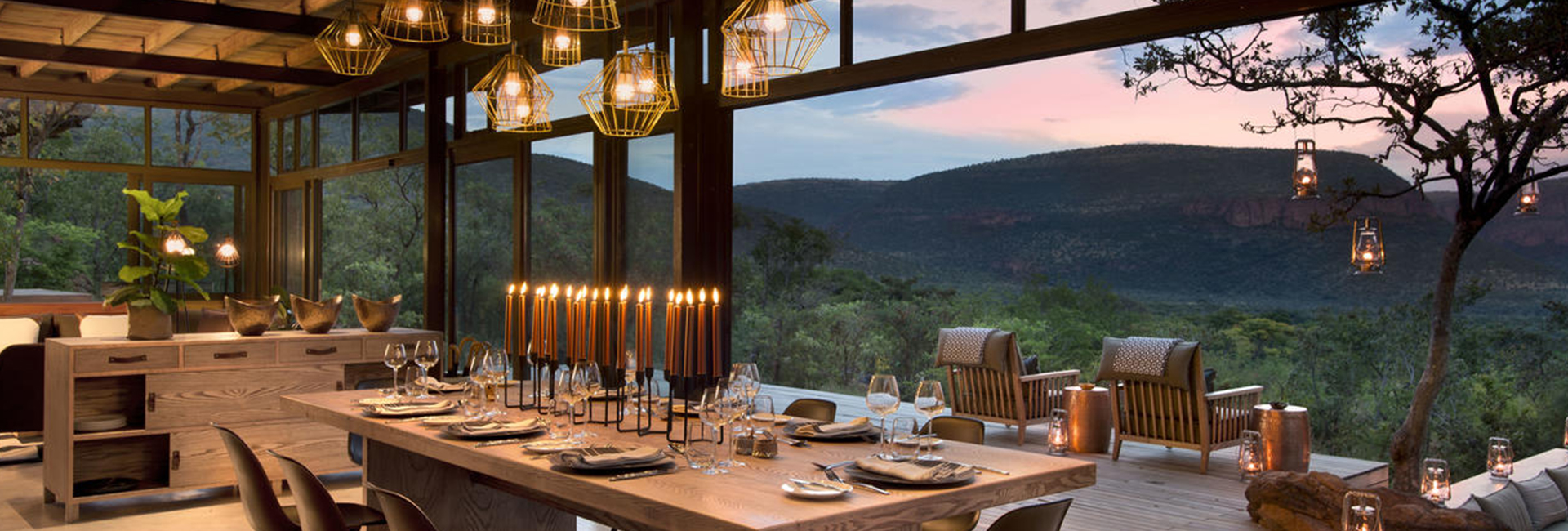 Marataba Trails Lodge Waterberg Dining