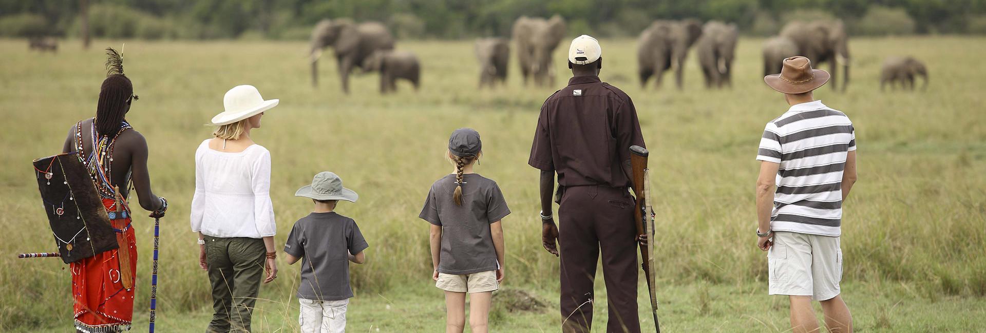 Bateleur Camp Masaai Mara Kenya Safari Tour
