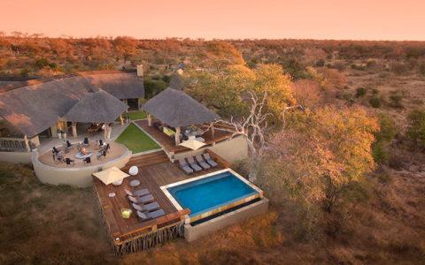 Rock Fig Safari Lodge Above