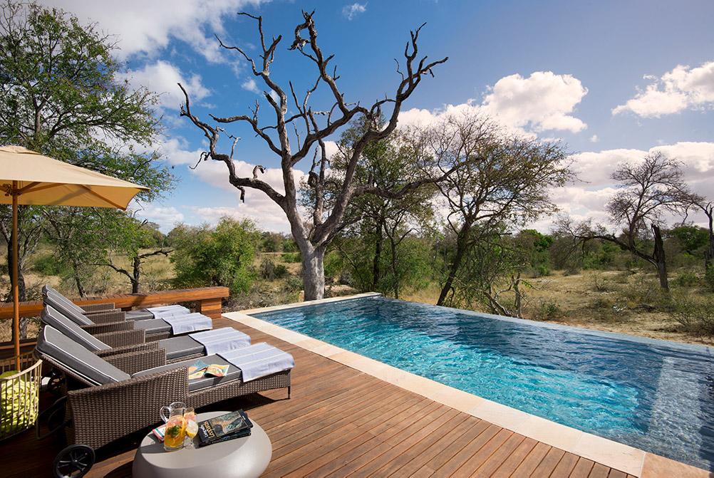 Rock Fig Safari Lodge Timbervati Pool