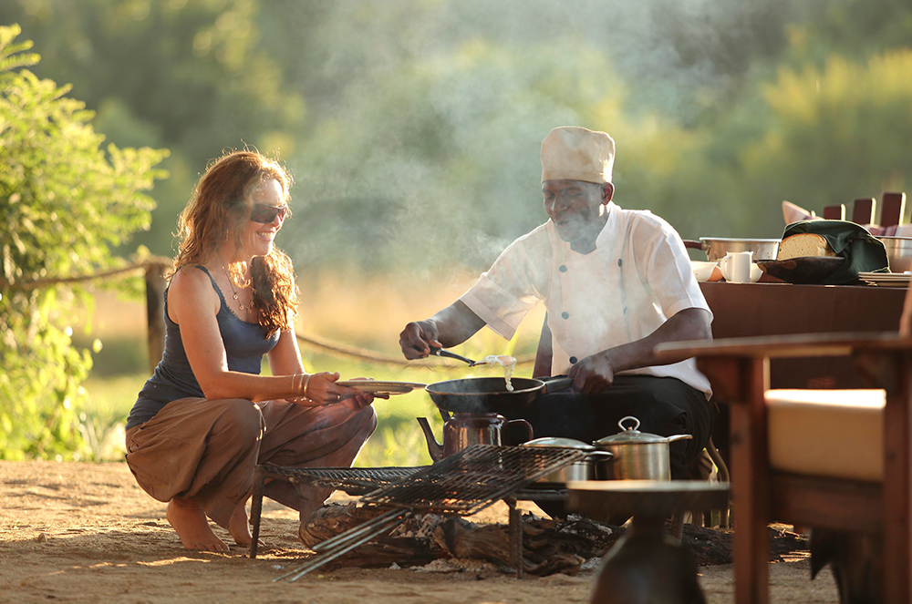 Chongwe Zambia - Tempt your taste buds with Zambia_s fine cuisine
