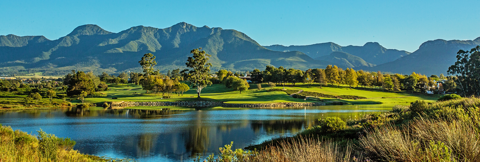 Luxury Golf And Wine Tour South Africa Fancourt