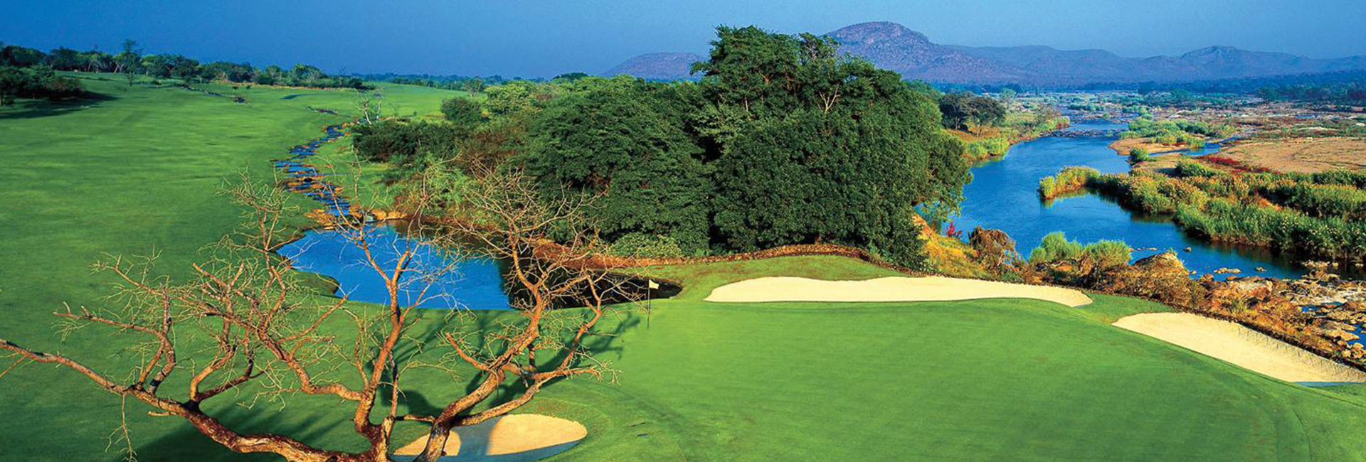 The world's most exquisite golf courses