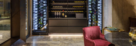 Relax with a glass of local wine and fine dining