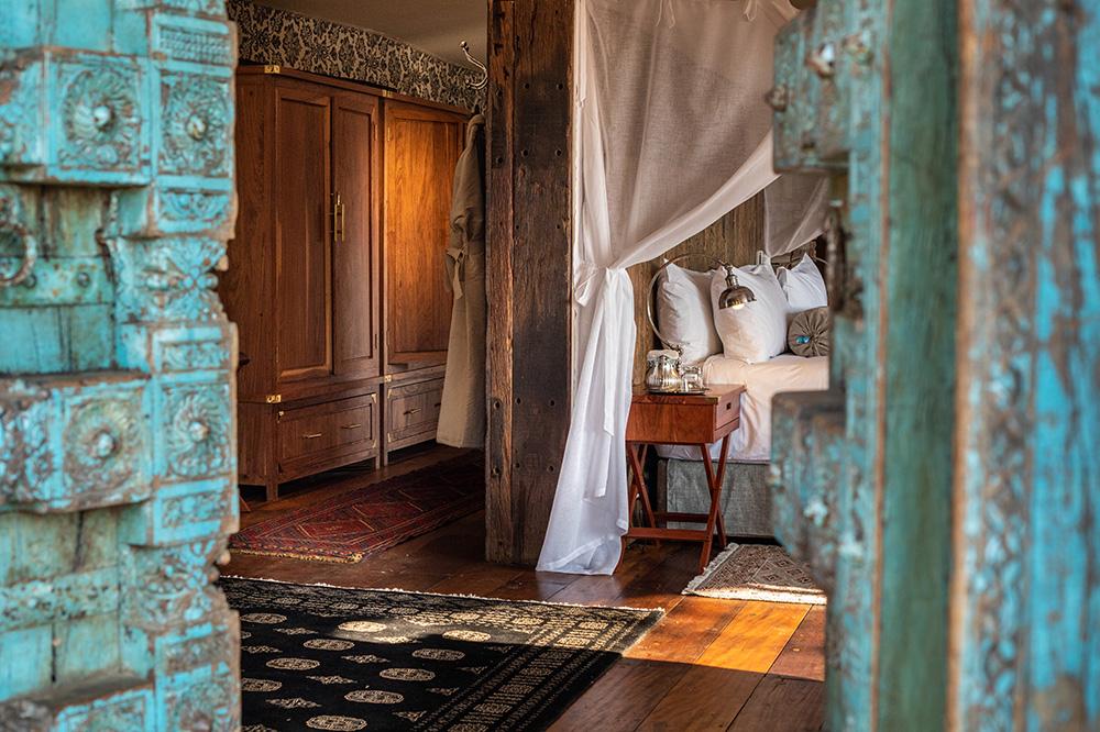 Mpala Jena Lodge - Beautiful Rooms - Lower Zambezi National Park