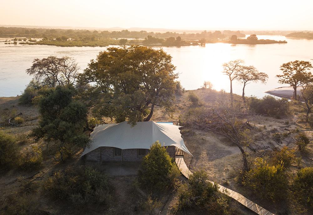 Mpala Jena Lower Zambezi Lodge