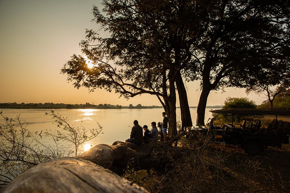 Mpala Jena Lower Zambezi National Park Zambia
